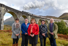 PR Photography for The Scottish Government
