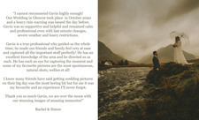 Glencoe Wedding Testimonial