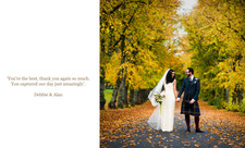 House for an Art Lover wedding testimonial