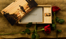 The Rustic Wooden Box Album & USB