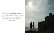 Mingary Castle Wedding Testimonial